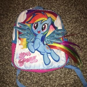 My Little Pony Back-pack
